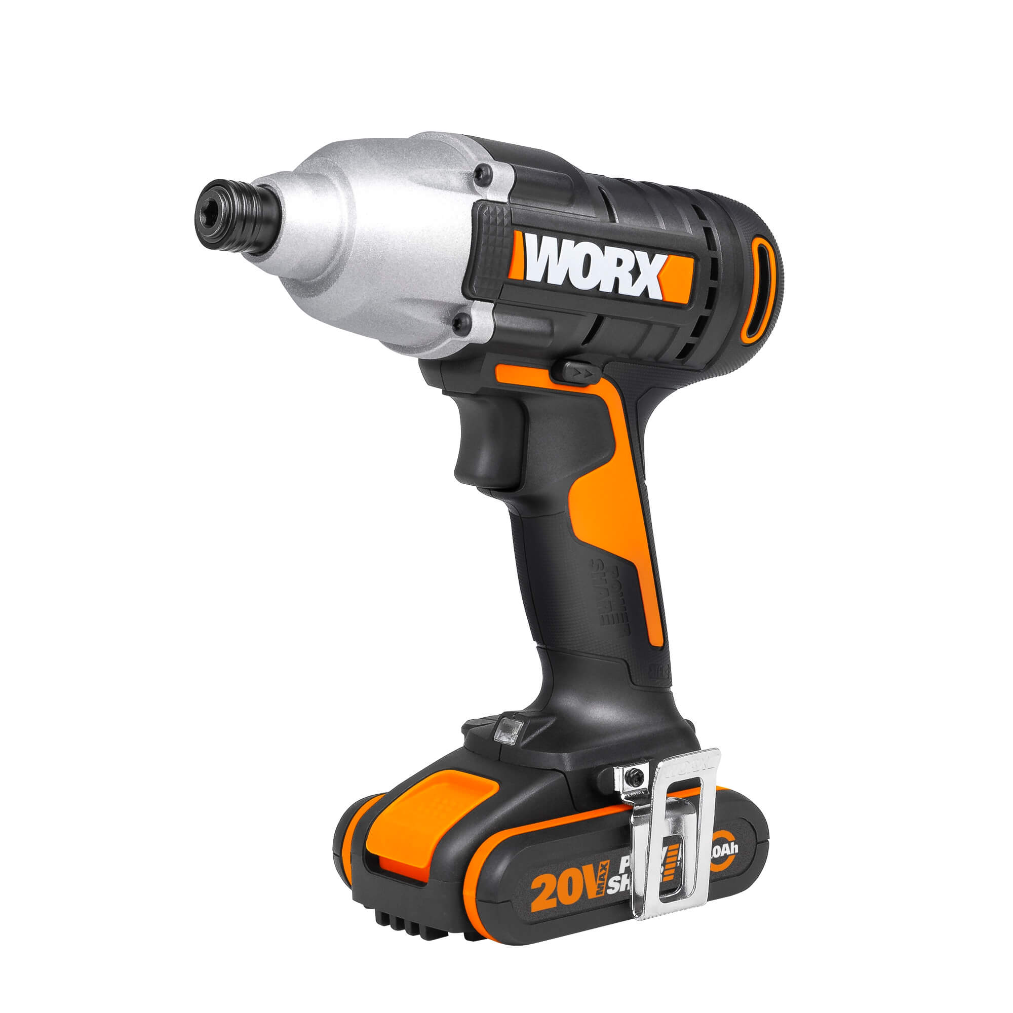 Worx Impact Driver and Wrench
